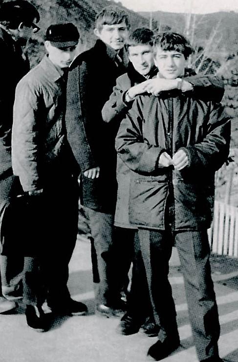 Putin 1969