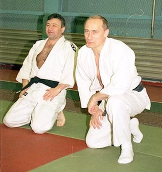 Putin Rotenberg