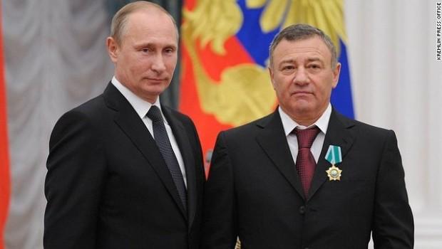 Putyin Rotenberg