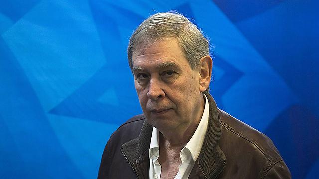 Tamir Pardo AFP