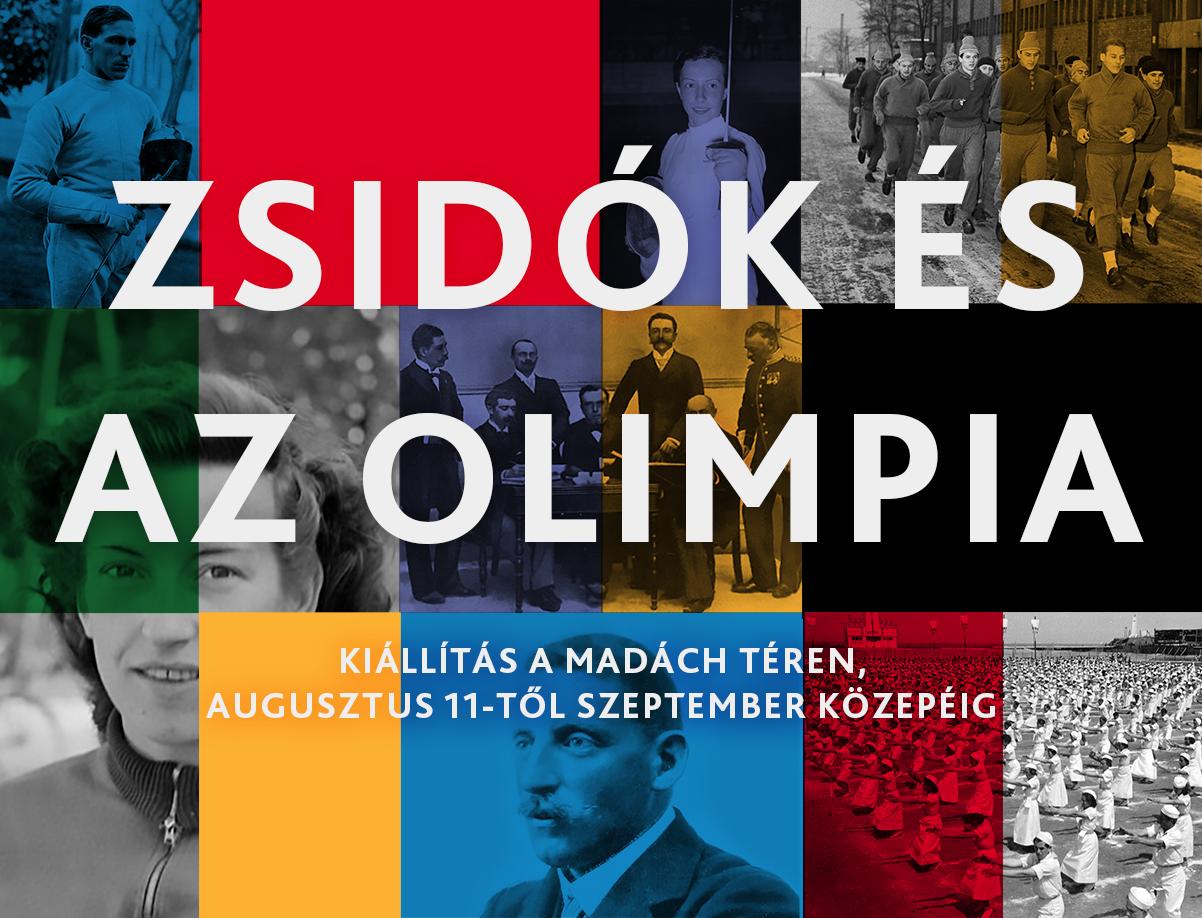 zsidók és az olimpia