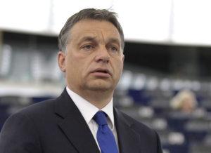 Orbán Viktor hanukai üdvözlete