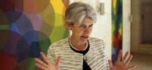 """Palesztin külügyminiszter: az UNESCO vezetője """"behódolt az izraeli megfélemlítő kampánynak"""""""