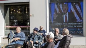 Izrael Trump beszéde után: a jobboldal reménykedik, a radikális baloldal utálkozik