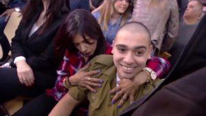 Másfél év börtön a katonának, aki lelőtte a már harcképtelenné tett palesztin terroristát