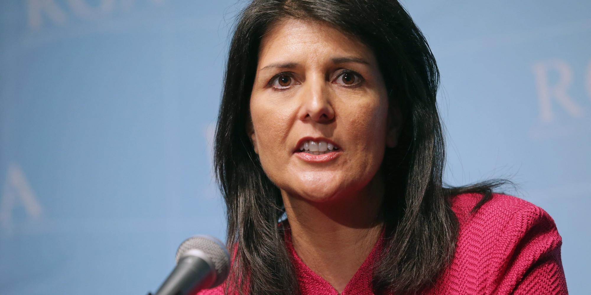 """Amerikai ENSZ-nagykövet: """"Izrael ostorozásának vége"""""""