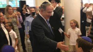 Netanjahu a szingapúri zsidóknál