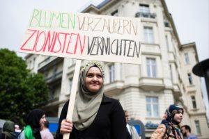 Németországizsidóközösség: erősödő aggodalom a muszlim antiszemitizmus miatt