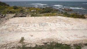 Megtalálták Heródes egykori kikötővárosának kapuját