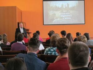 Holocaust megemlékezés a Debreceni Zsidó Hitközségen