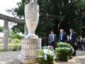 A holokauszt áldozataira emlékeznek több városban