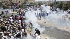Jeruzsálem: robbanásveszélyes helyzet a Templomhegyen