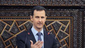 Szíria: Asszad marad