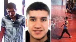 Megtalálták és lelőtték a barcelonai gázolót