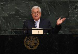 Abbasz kártérítést követel a száz évvel ezelőtti Balfour-nyilatkozatért