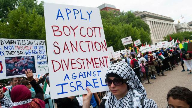 Az osztrák diákszövetség Izrael bojkottja ellen