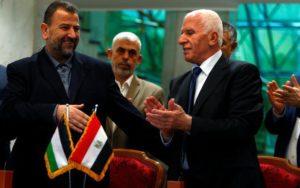 A Hamász-Fatah megállapodás szövege magyarul