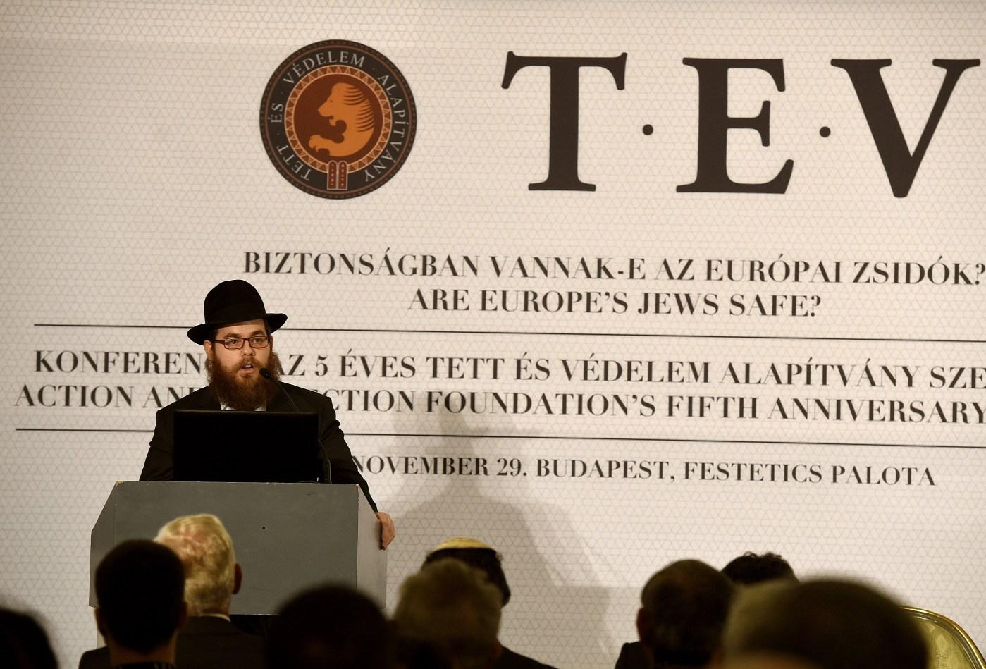 A szerdai antiszemitizmus-konferencia margójára