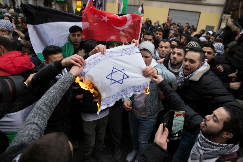 Nagyszabású EU-felmérés az antiszemitizmusról 2018-ban