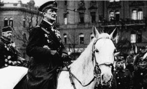 Provokatív Horthy-megemlékezés a nemzetközi Holokauszt-emléknapon