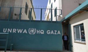 Washington csökkenti a palesztin segélyszervezet, az UNRWA támogatását