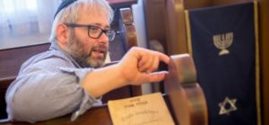 Mazsihisz – Bemutatjuk rabbijainkat: Fináli Gábor
