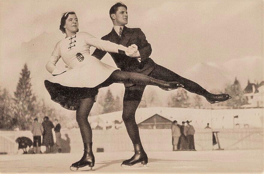 Zsidó sportolók, téli olimpiák