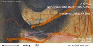 A kincs – kórusmű Martin Buber történetére
